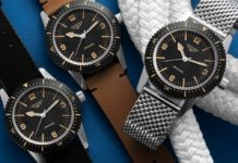 Longines Skin Diver Watches (Image © Revolution)