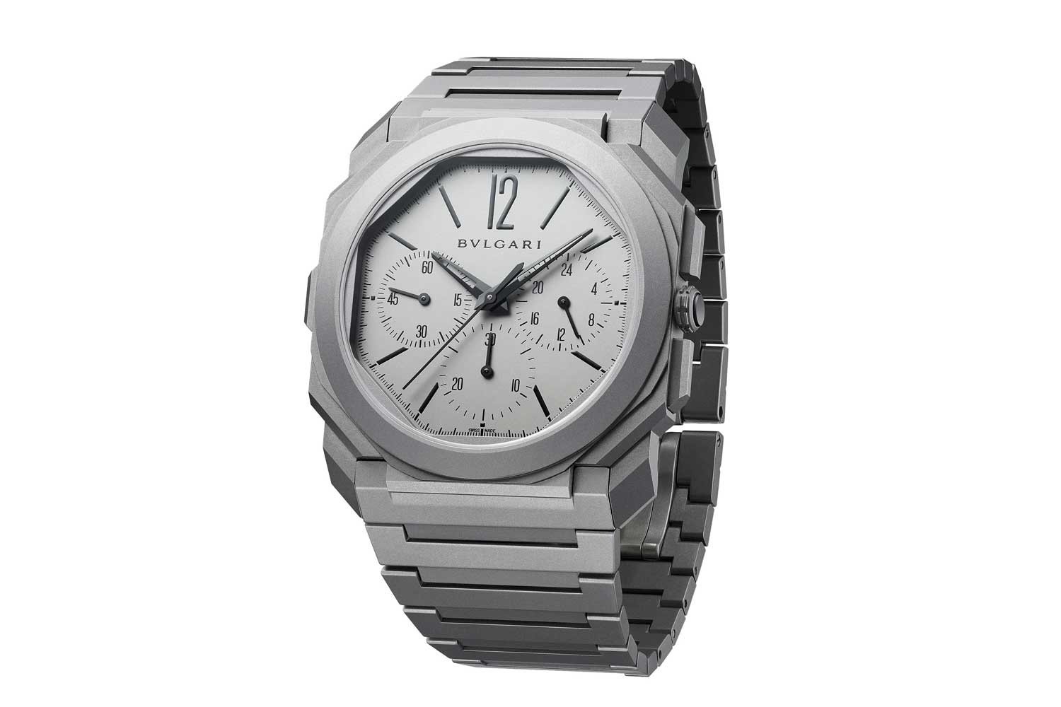 Bulgari Octo Finissimo Chronograph GMT Automatic