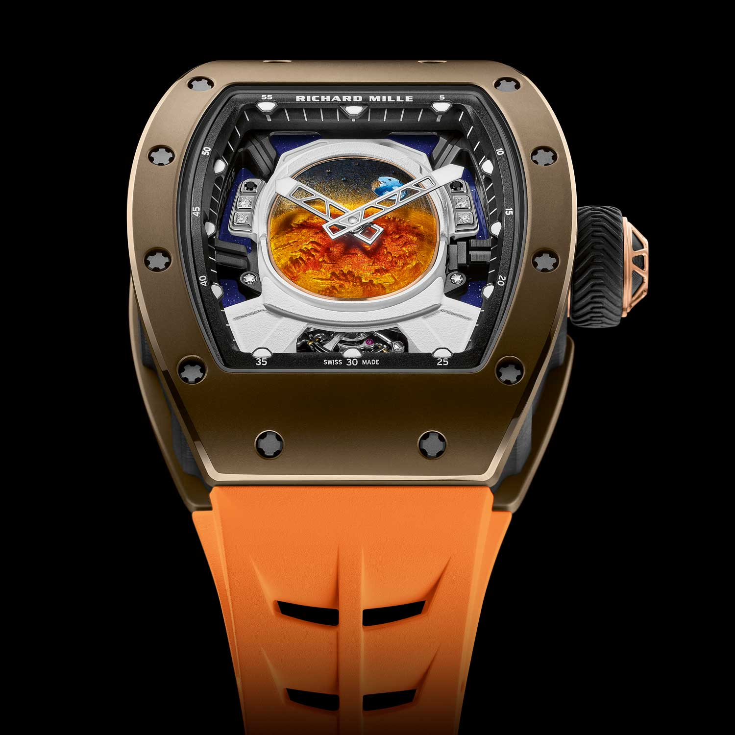 The Richard Mille RM 52-05 Tourbillon Pharrell Williams