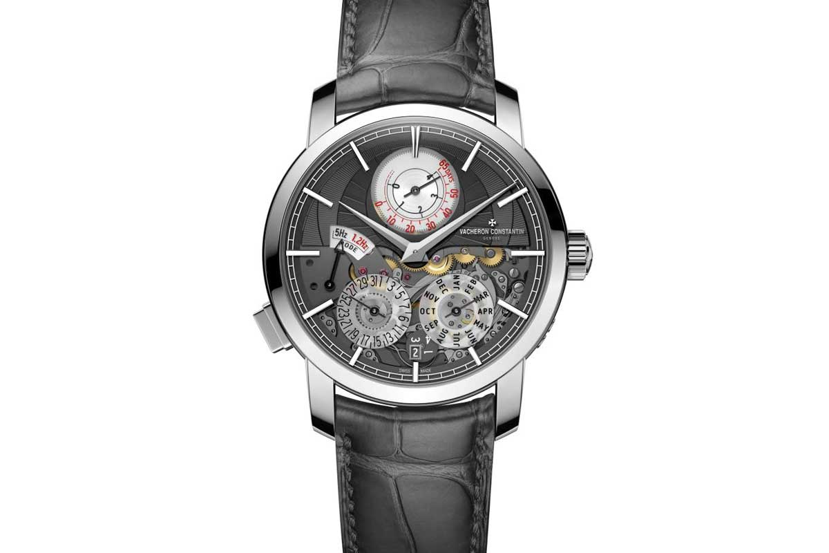 Vacheron Constantin, Traditionnelle Twin Beat perpetual calendar