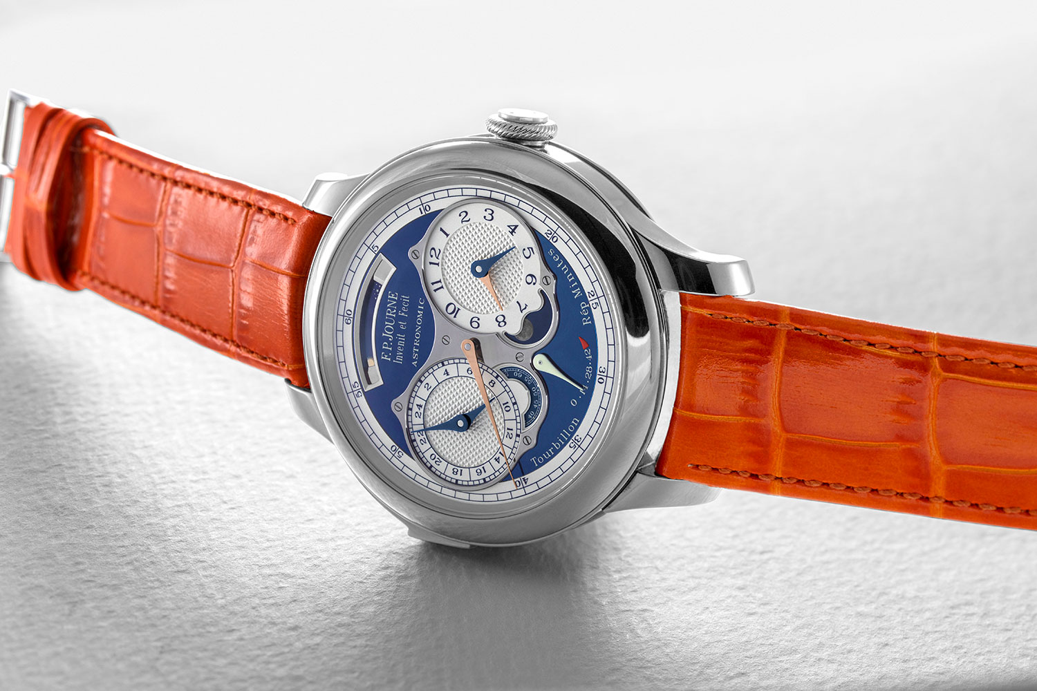 The F.P. Journe Astronomic Blue at Only Watch Auction 2019