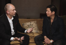 Wei Koh in conversation with metalhead and DEA agent, @GregWatchman
