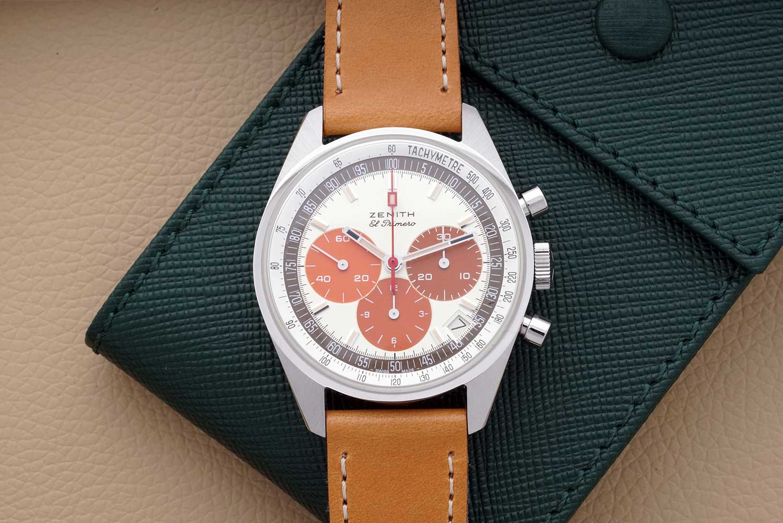El Primero A386 Revival – Steel (Image: Phillips Watches)