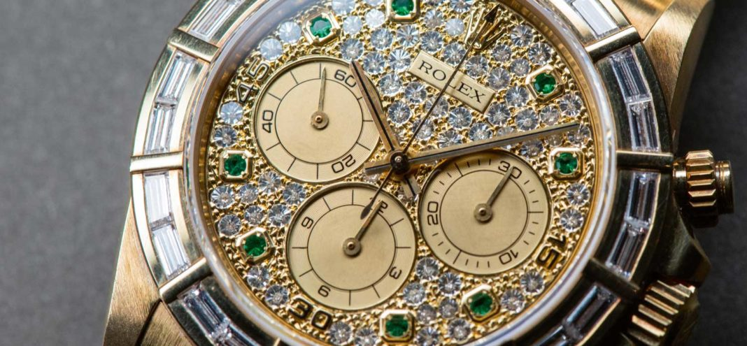 The Rolex Bling Thing — Daytona Days
