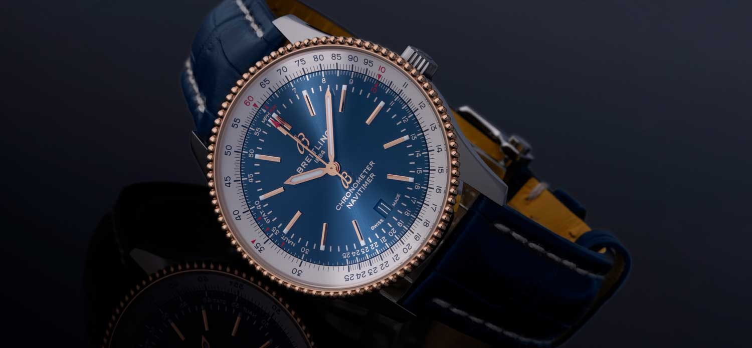 Breitling Navitimer Automatic 41 Southeast Asia Boutique Limited Edition