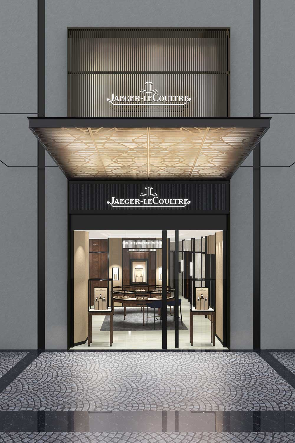 Jaeger-LeCoultre's first boutique in Australia is located on King Street, Sydney and set to open in a week's time