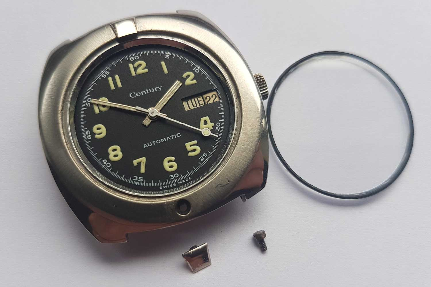 The Vacuum Watch You May Never Have Heard Of…