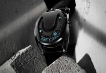URWERK x De Bethune Moon Satellite for Only Watch 2019