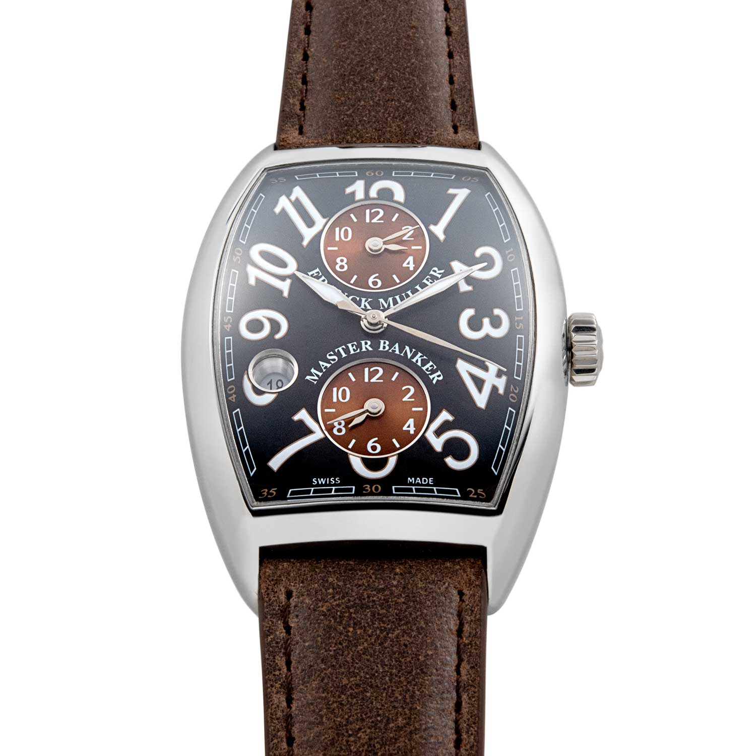 The Hour Glass 40th Anniversary Cintrée Curvex Master Banker Limited Edition
