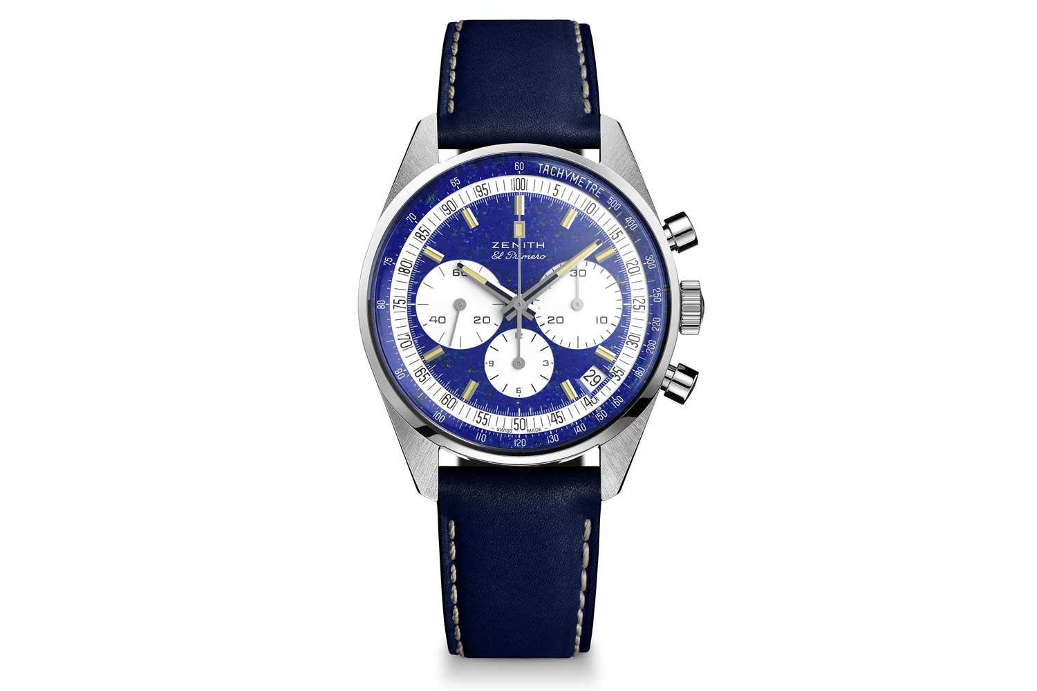 Zenith El Primero designed in collaboration with Phillips