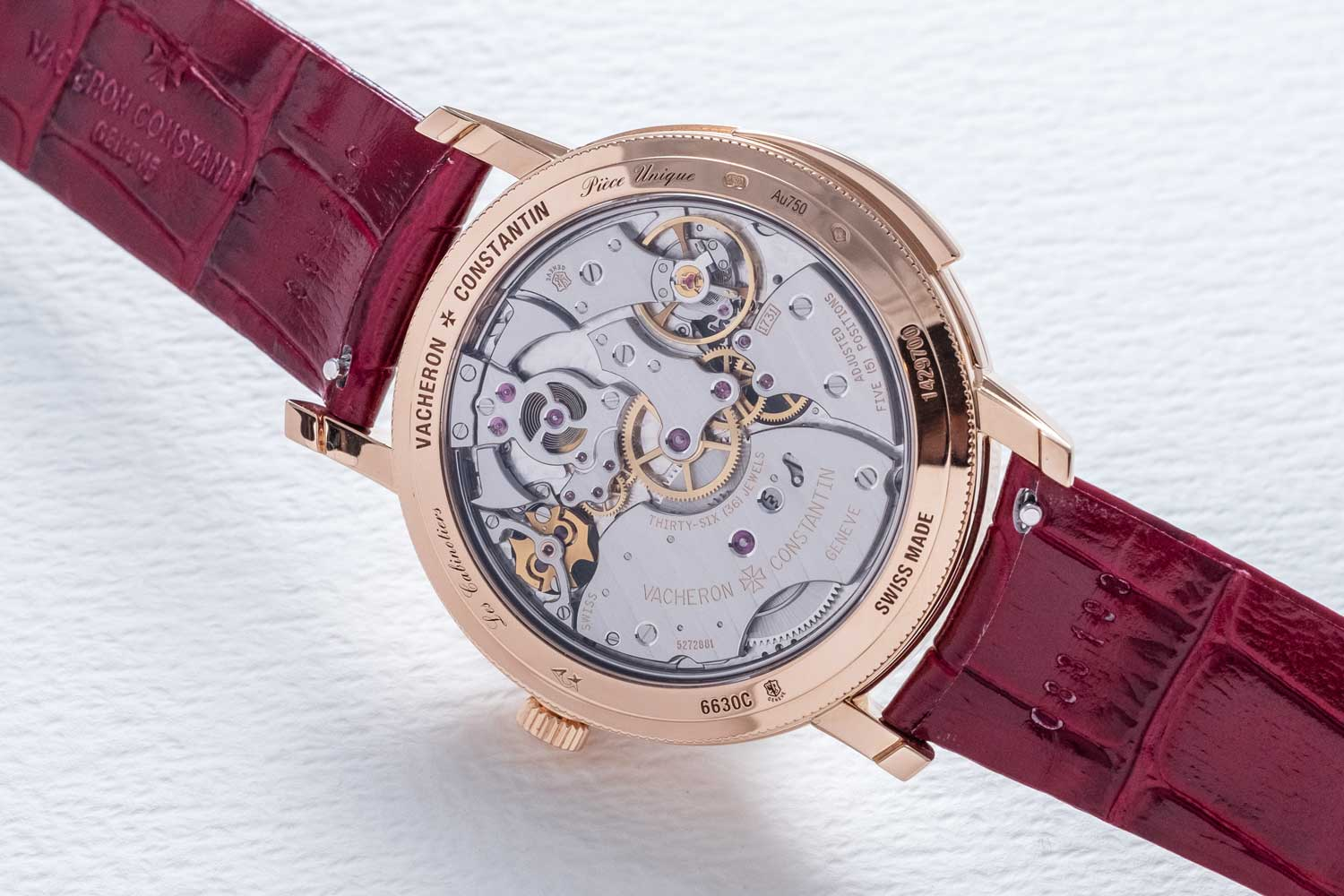 Les Cabinotiers Minute Repeater Ultra-thin - 41mm (Image © Revolution)