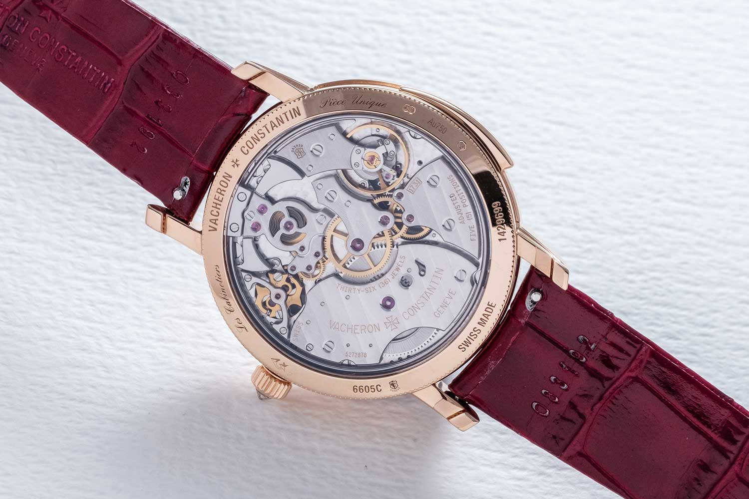 Les Cabinotiers Minute Repeater Ultra-thin - 39mm (Image © Revolution)