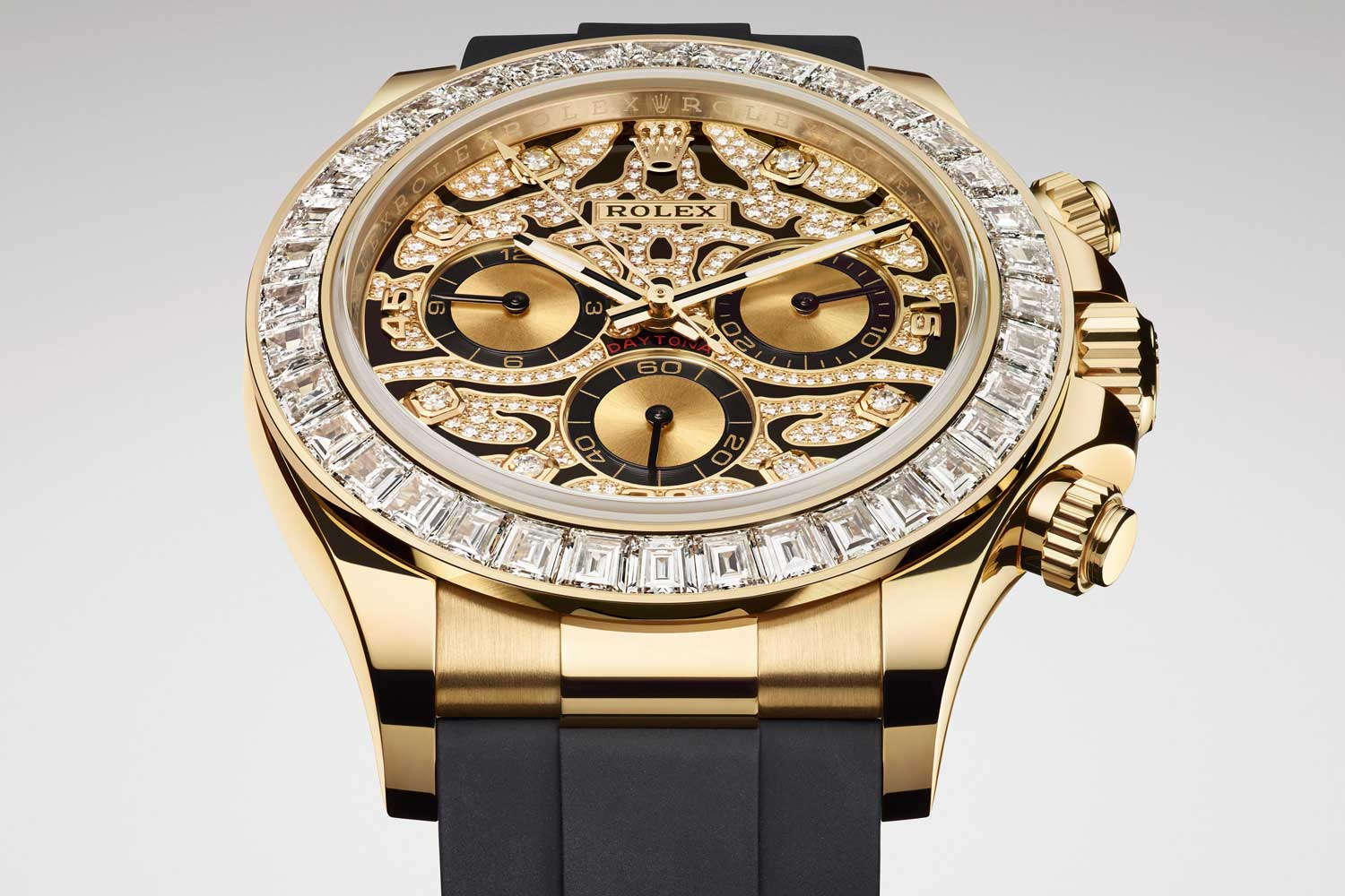 "Cosmograph Daytona TBR ""Eye of the Tiger"" released this year at Baselworld"