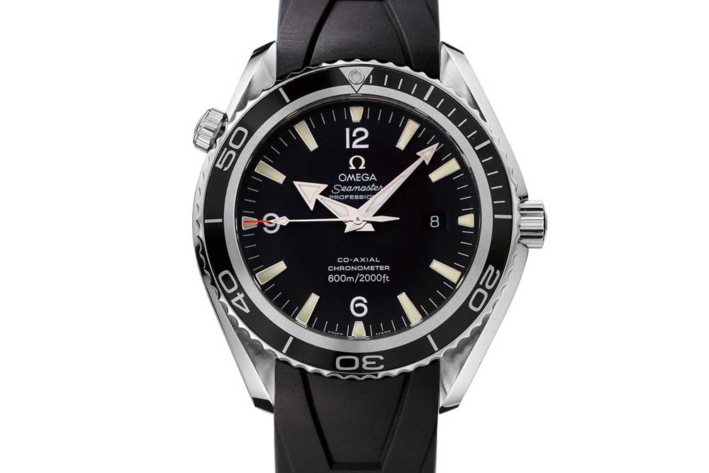 Seamaster Planet Ocean 600M that Daniel Craig wore as Bond in Casino Royale