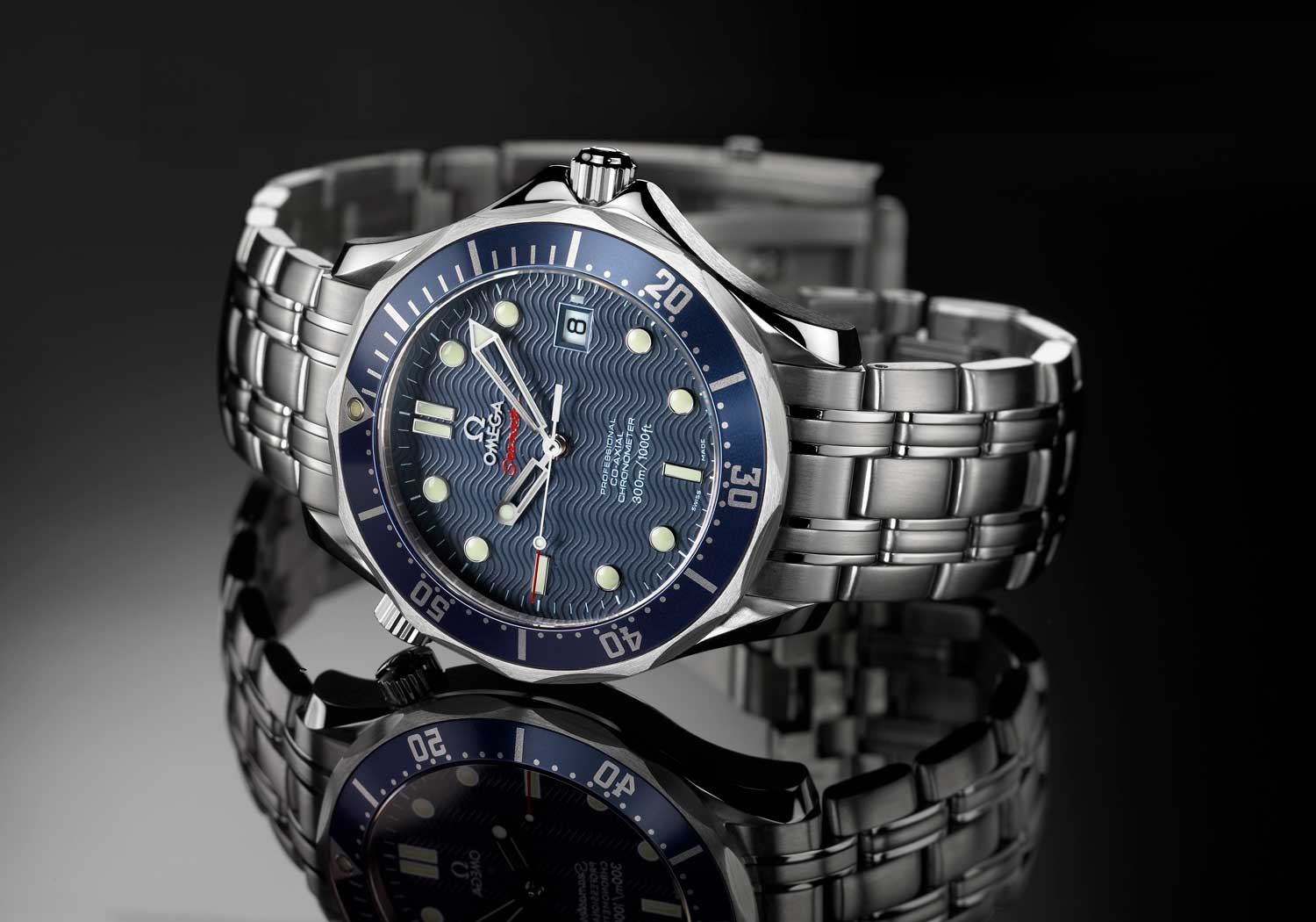 The Seamaster 300m Bond wore in Casino Royale