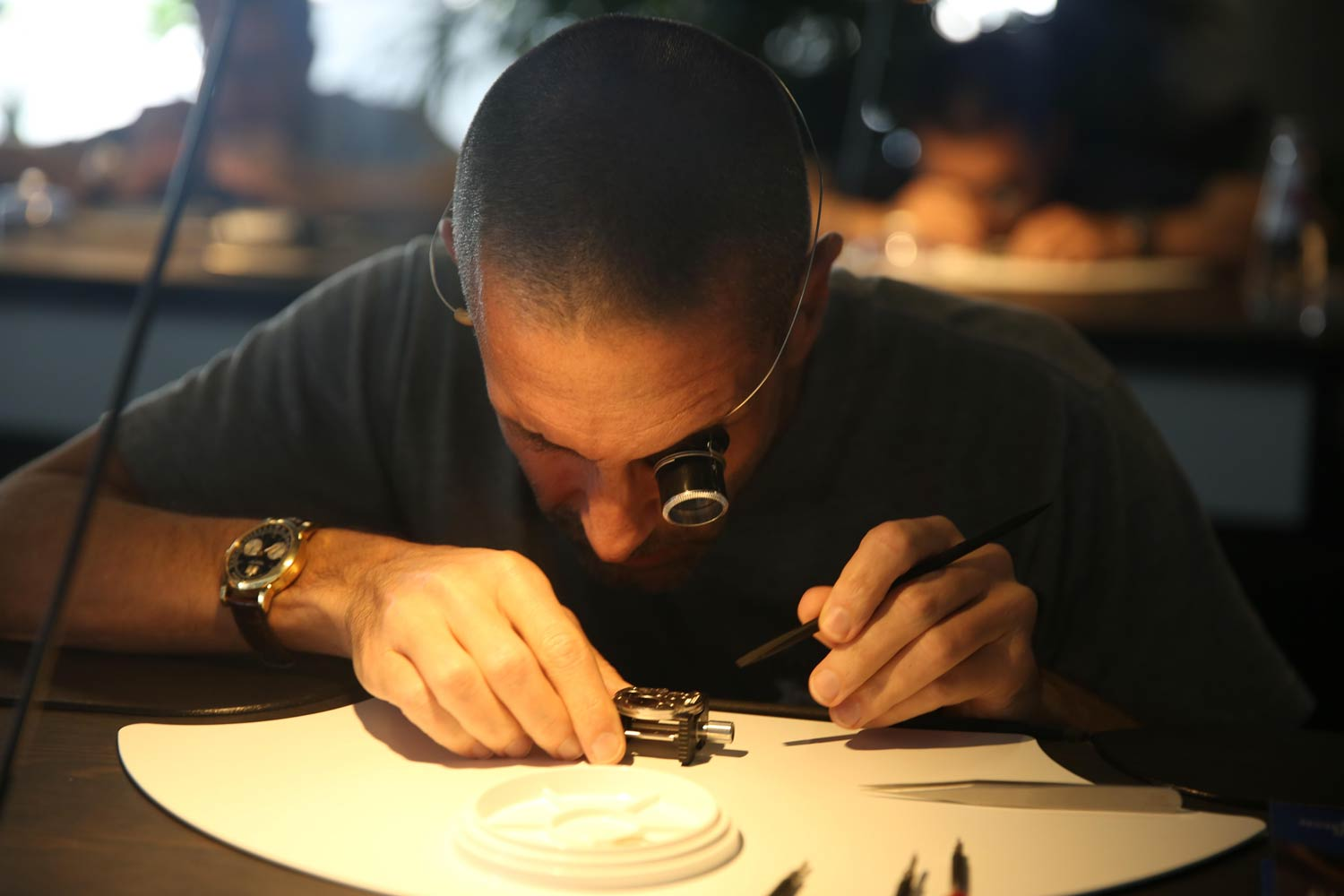 W&W Miami 2019, Watchmaking Workshop