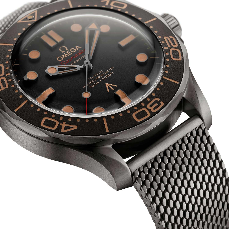 Seamaster Diver 300M 007 Edition
