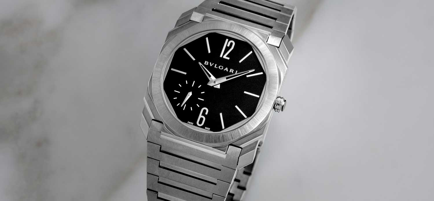 Octo Finissimo Automatic Satin-Polished Steel (Image © Revolution)