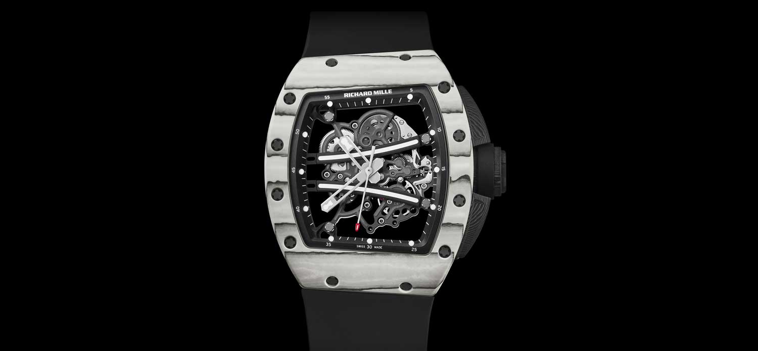 Richard Mille Yohan Blake RM 61-01 Ultimate Edition