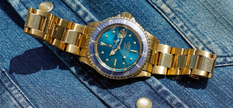 Auro Montanari's Rolex Submariner
