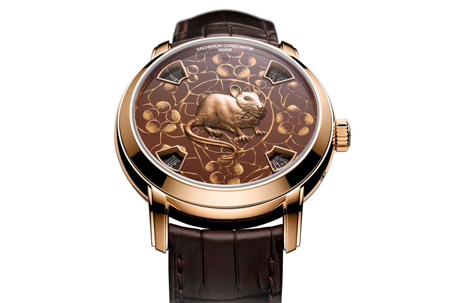 Vacheron Constantin Metiers d'Art The Legend of Chinese Zodiac Year of the Rat