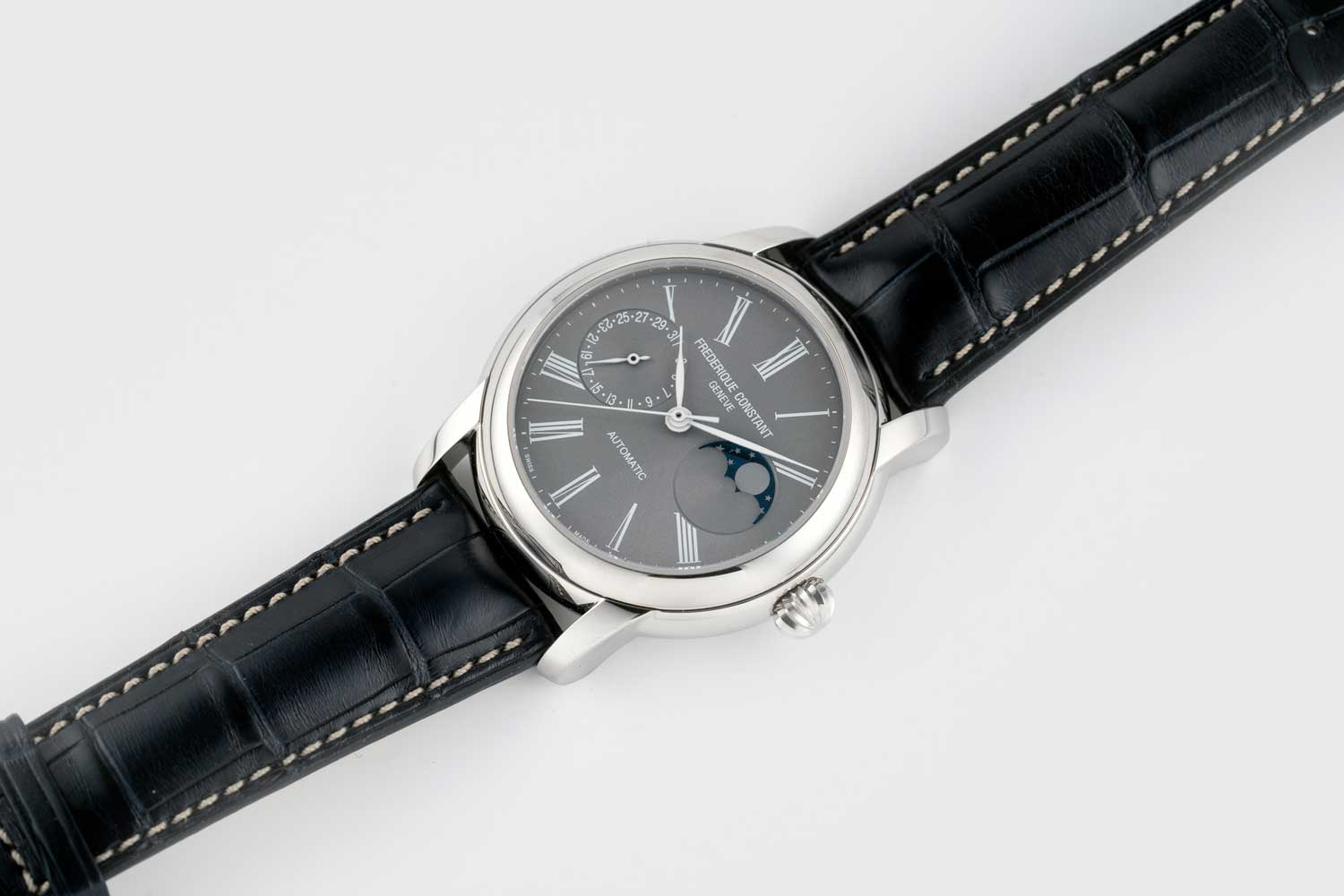 Frederique Constant Manufacture Moonphase