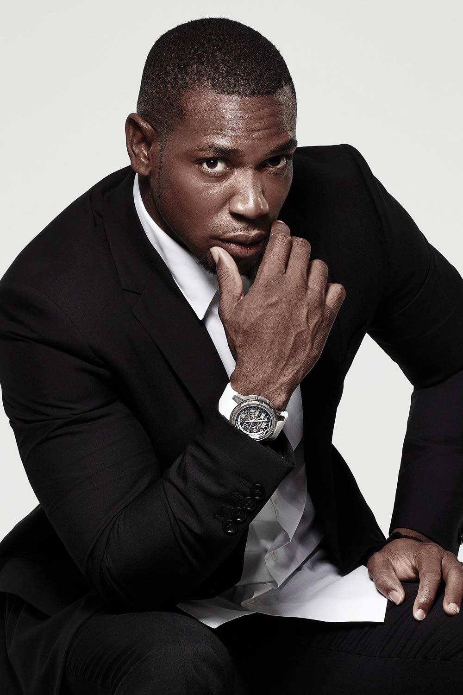 Jamaican Speedster Yohan Blake