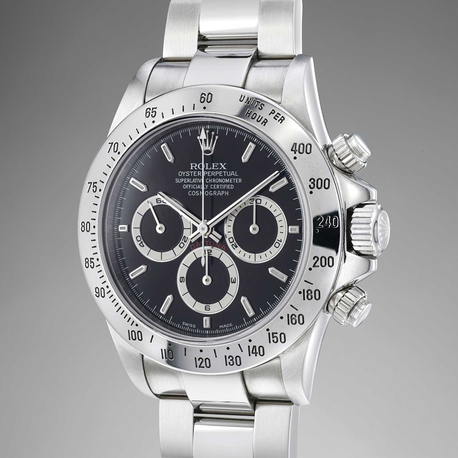 Self-wind Daytona ref. 16520 (Image: phillips.com)