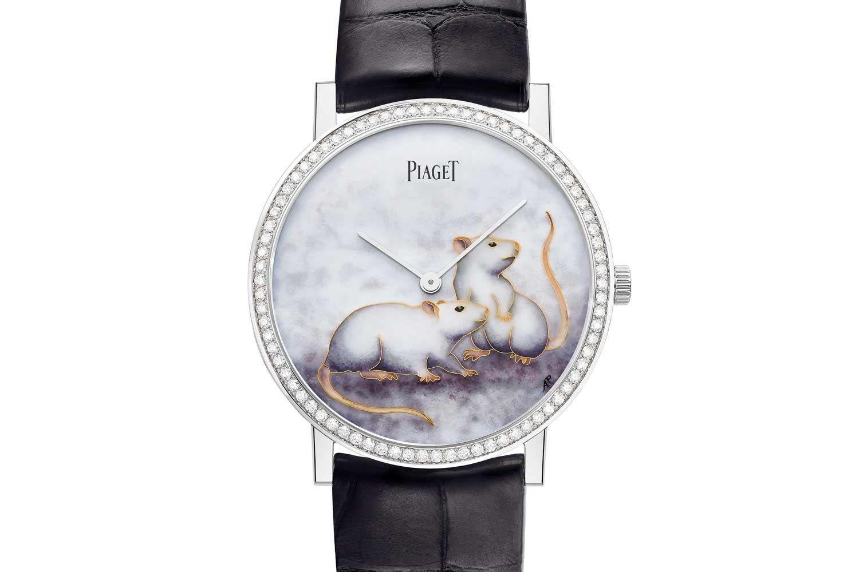 Piaget Altiplano Zodiac watch