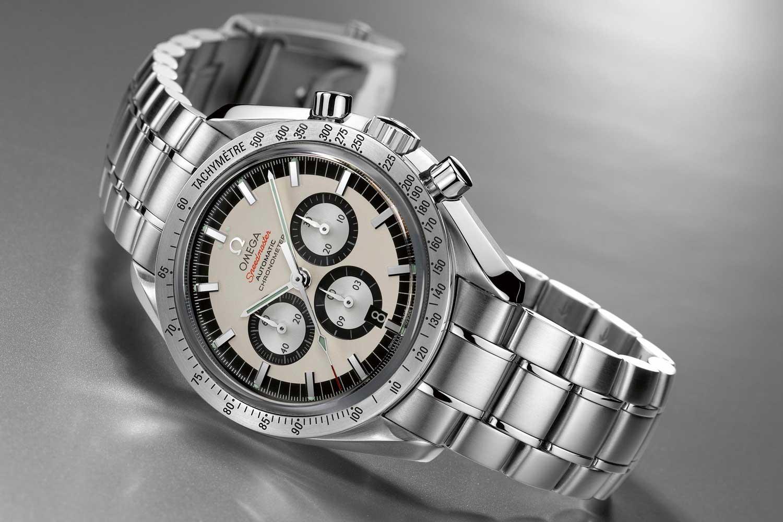 """Speedmaster – Michael Schumacher """"The Legend"""" Collection"""