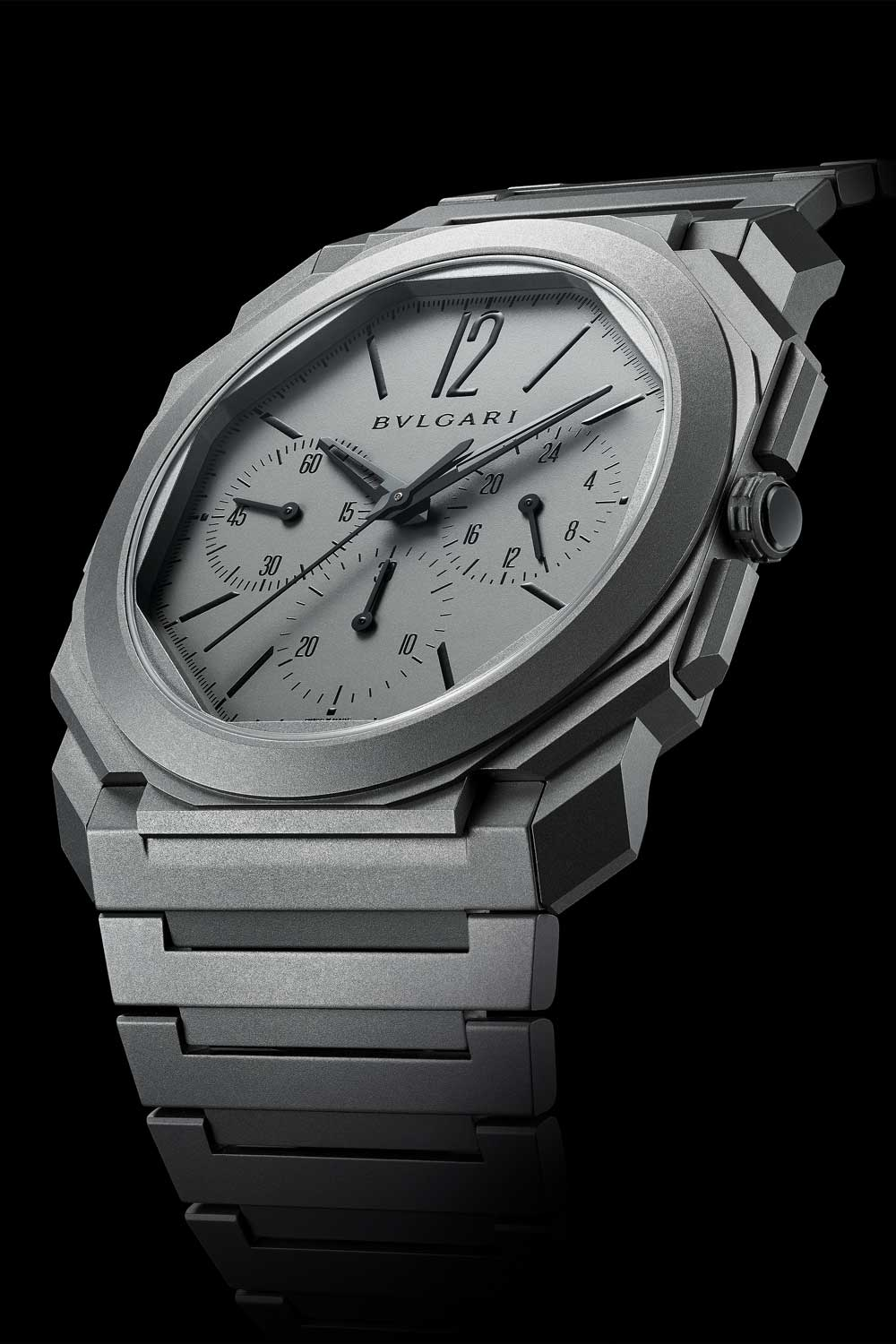 The Octo Finissimo Chronograph GMT Automatic
