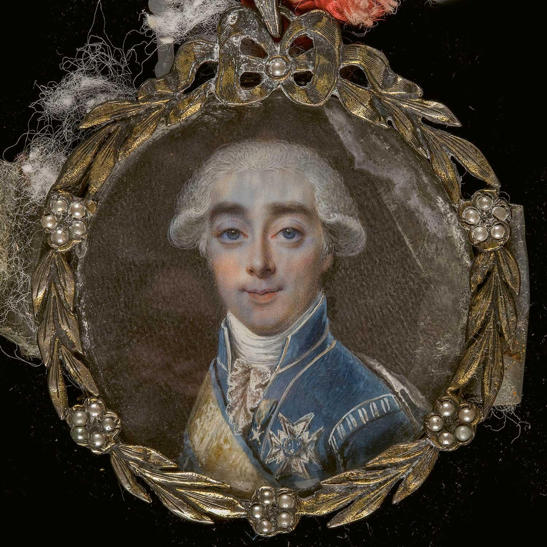 Count Hans Axel von Fersen