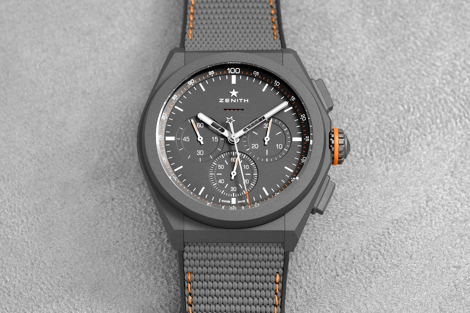 The Zenith Defy 21 Land Rover Edition (Image © Revolution)