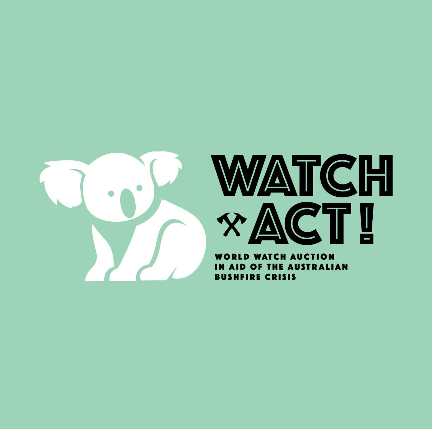 The 'Watch & Act!' World Watch Auction for the Australian bushfires