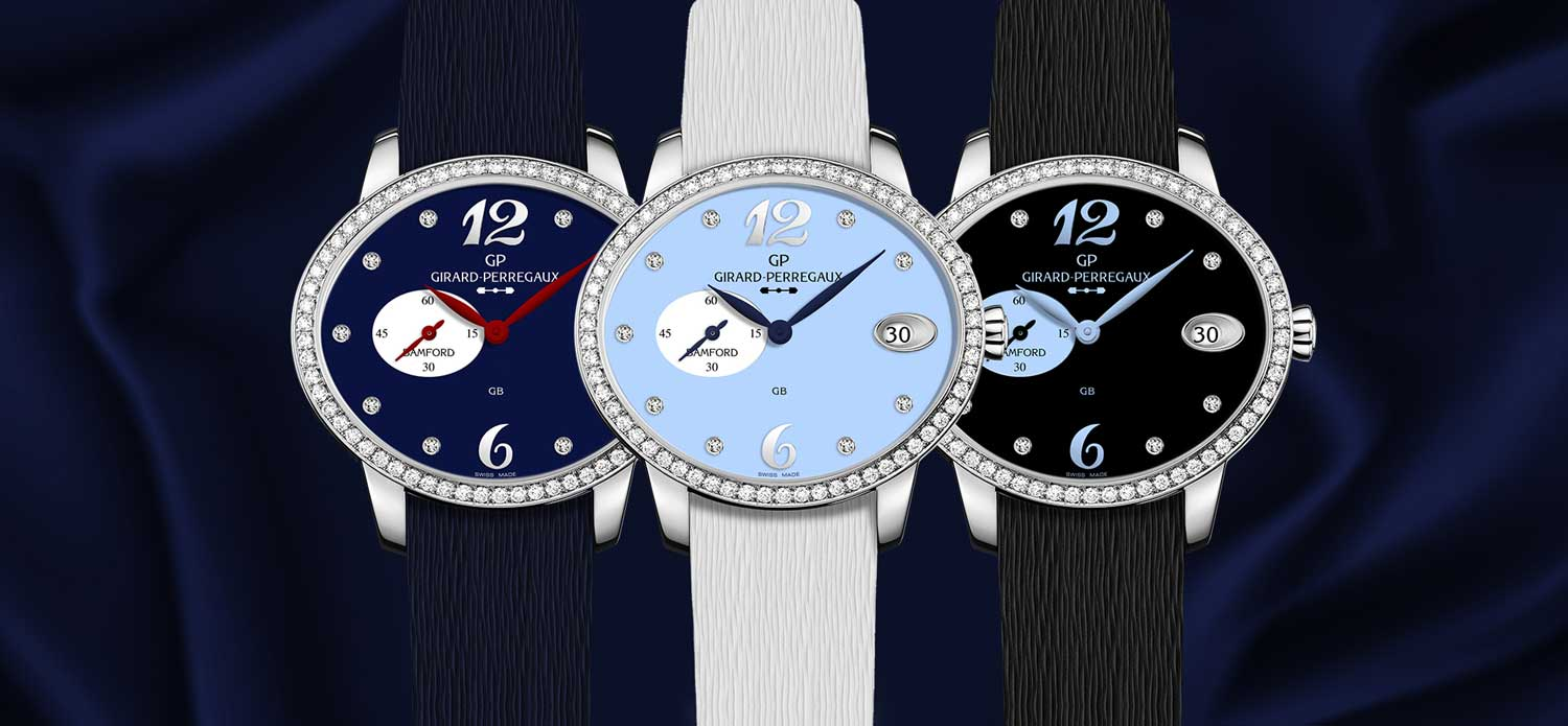 Bamford Watch Department partners with Girard-Perregaux to offer officially customised Cat's Eye