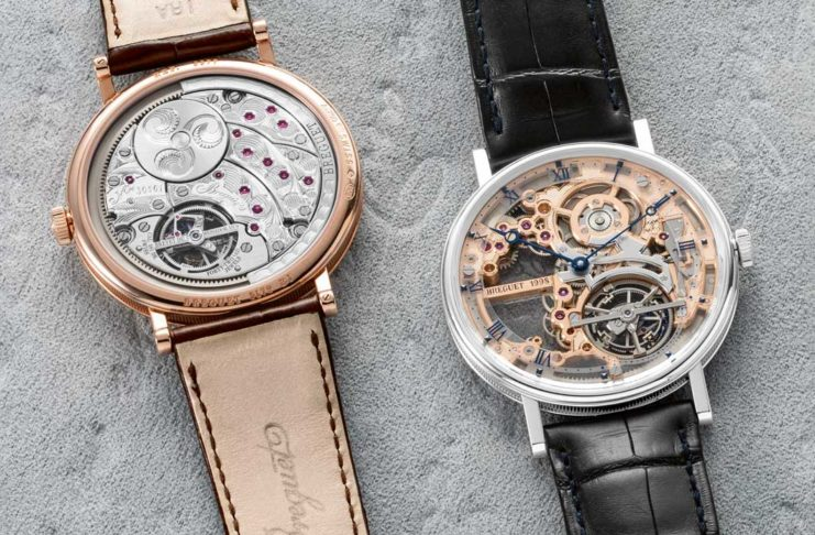 Breguet Tourbillons: The Whirlwinds of Change