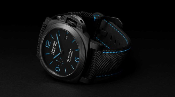 Panerai Luminor Marina Carbotech 44mm – PAM 01661