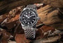 "Rado x Revolution ""Ghost Captain"" Limited Edition (Image © Revolution)"