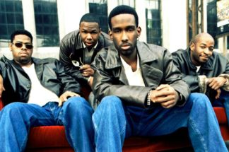 Boyz II Men (Credit: Gettyimages)