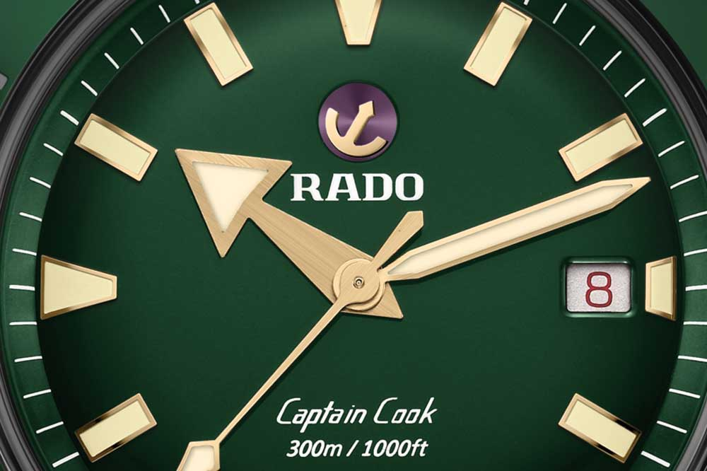 Rado Captain Cook Bronze