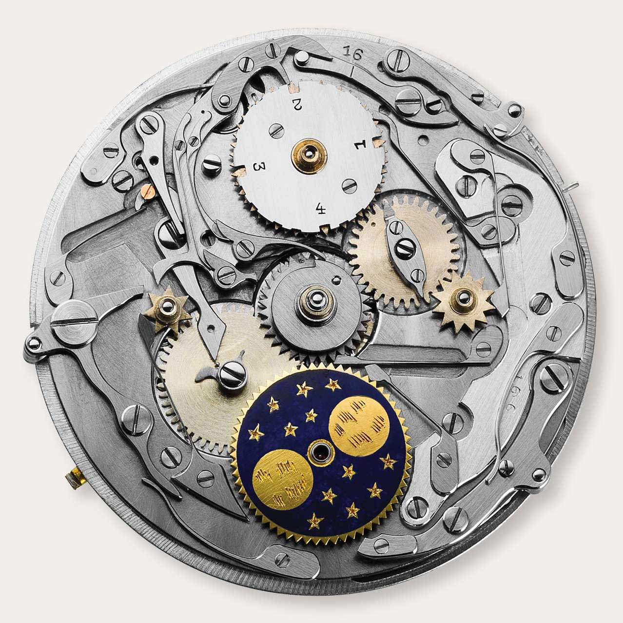 Movement used for the Audemars Piguet 5516
