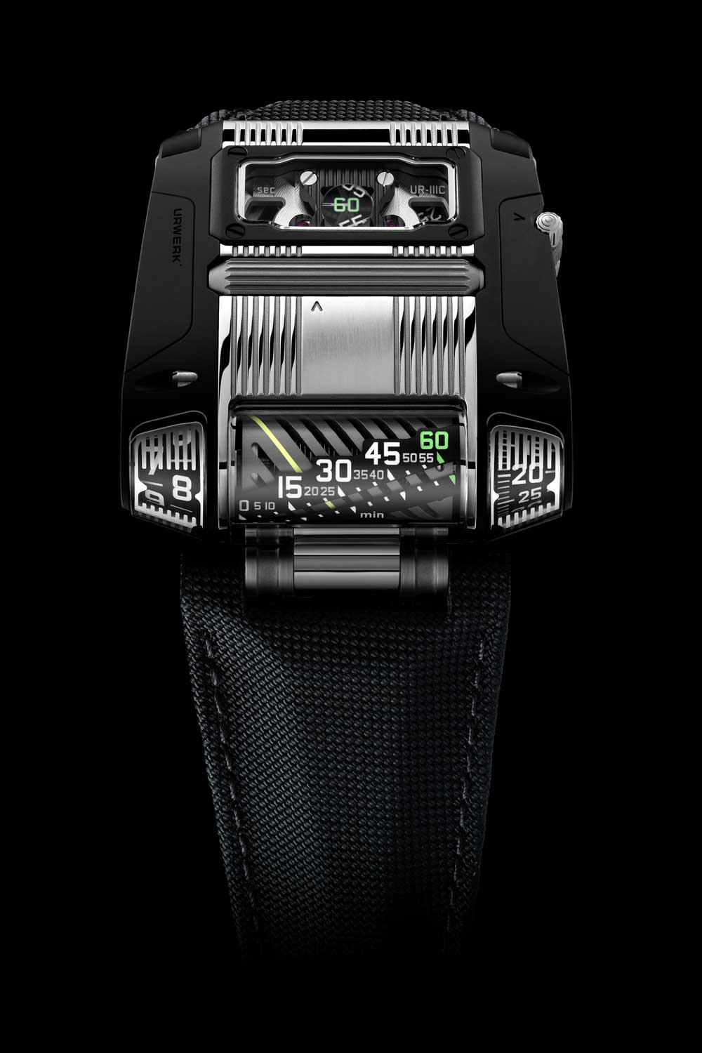 URWERK UR-111C Two-Tone