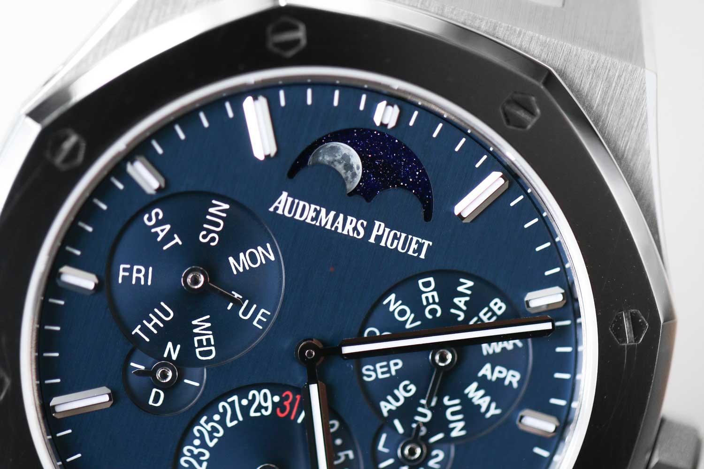 Audemars Piguet Royal Oak Selfwinding Perpetual Calendar Ultra-Thin (Image © Revolution)