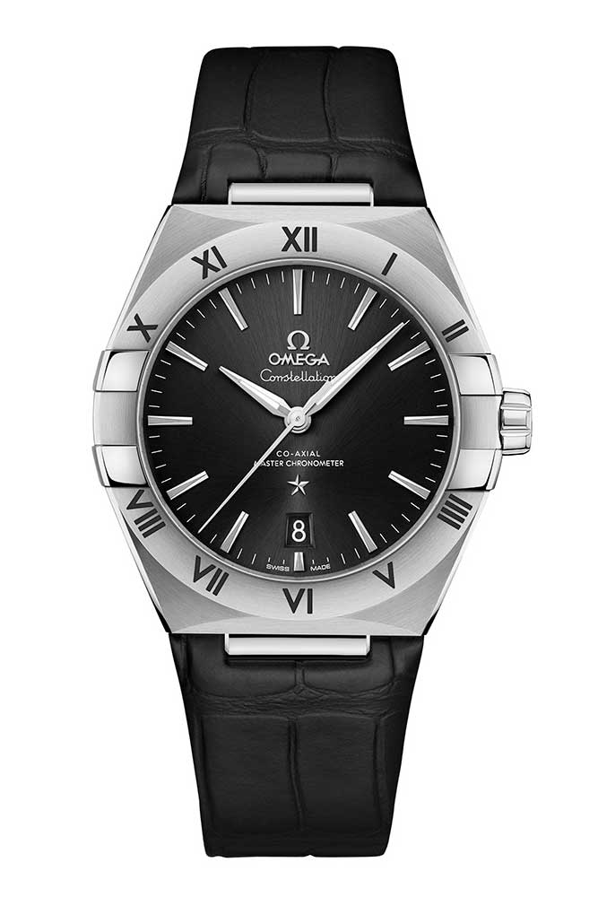 39mm 2020 Constellation Omega Co‑Axial Master Chronometer