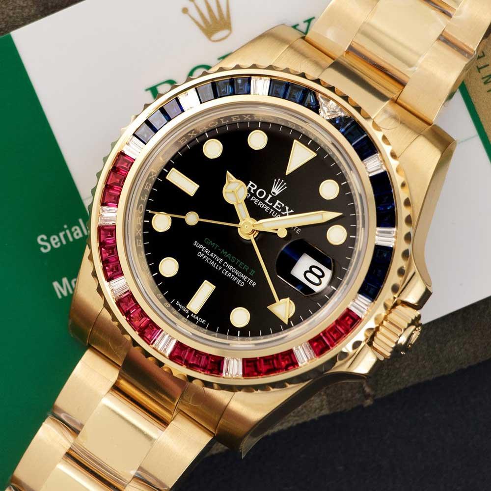 Rolex GMT-Master ref. 116748 (Credit: The Keystone)
