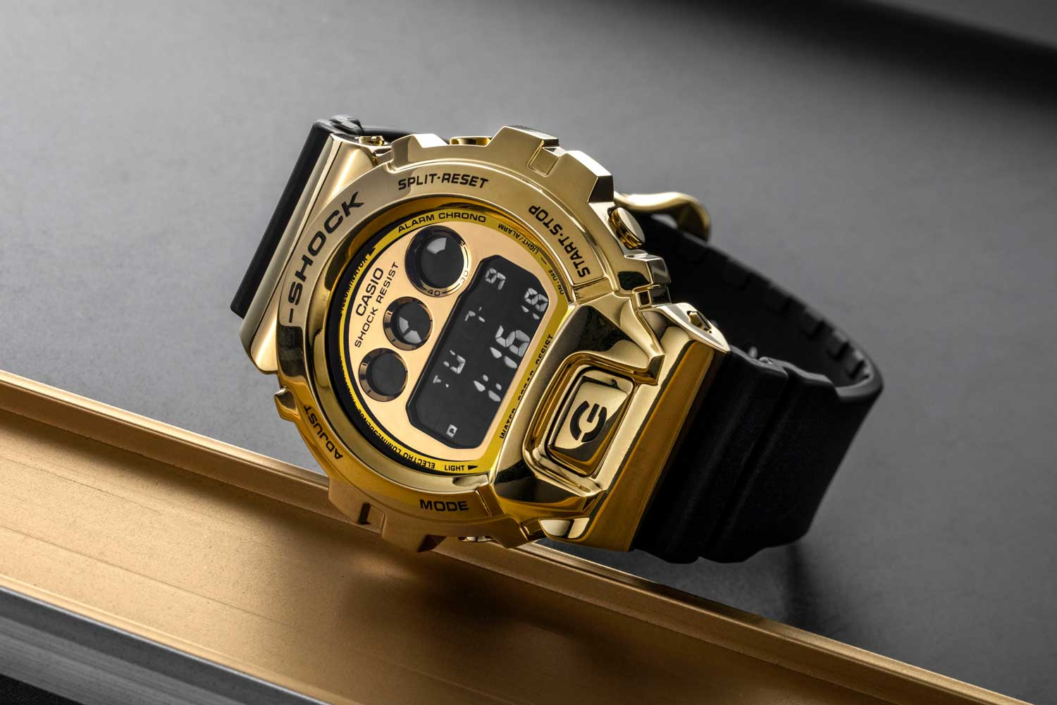 Casio G-SHOCK GM-6900 (Image © Revolution)
