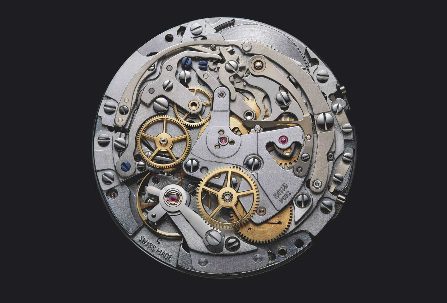 When Zenith announced the El Primero in 1969, it was the world's first fully integrated self-winding chronograph movement
