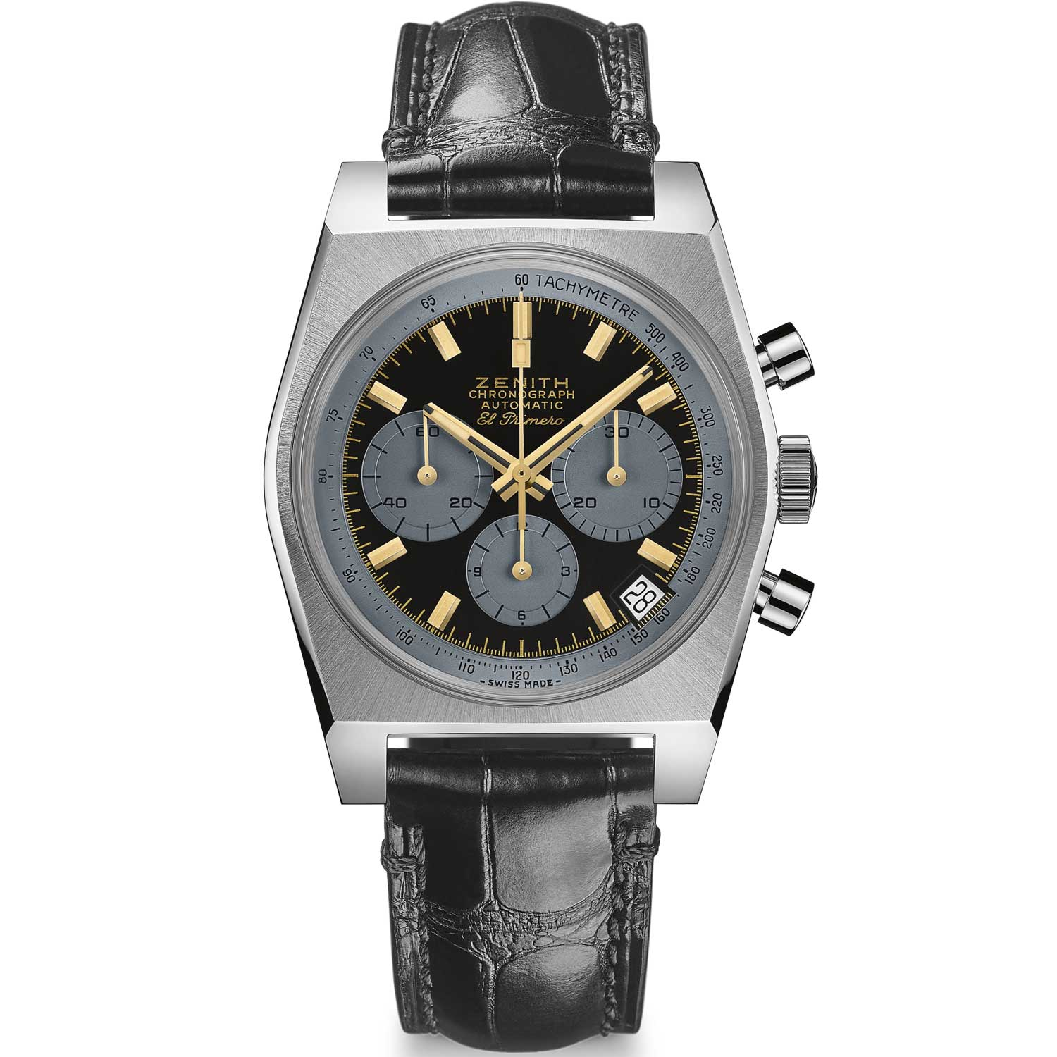 """Zenith A384 Revival """"Lupin The Third"""" Edition"""