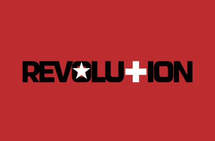 Revolution Goes Red