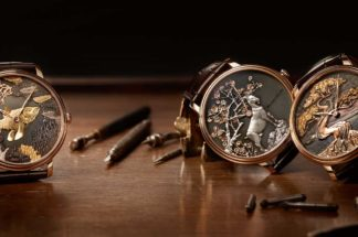 Blancpain's Mastery of the Dial